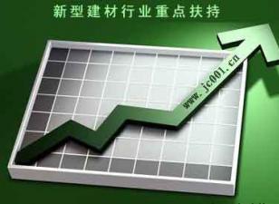 新型绿色建材及无机非金属新材料发展-2013年产业振兴和技术改造专项重点专题