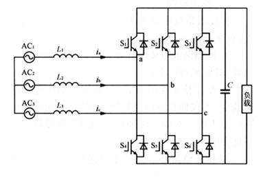 电压型三相桥式整流电路图片